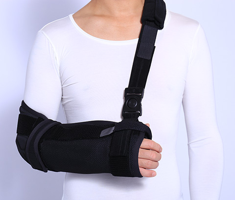 グローバルスリングⅣ-腰部枕を使用しない装着