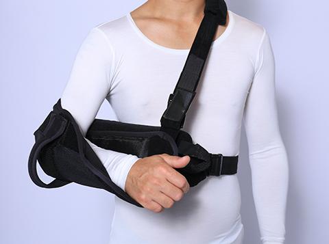 グローバルスリングⅣ-前腕部形状保持性